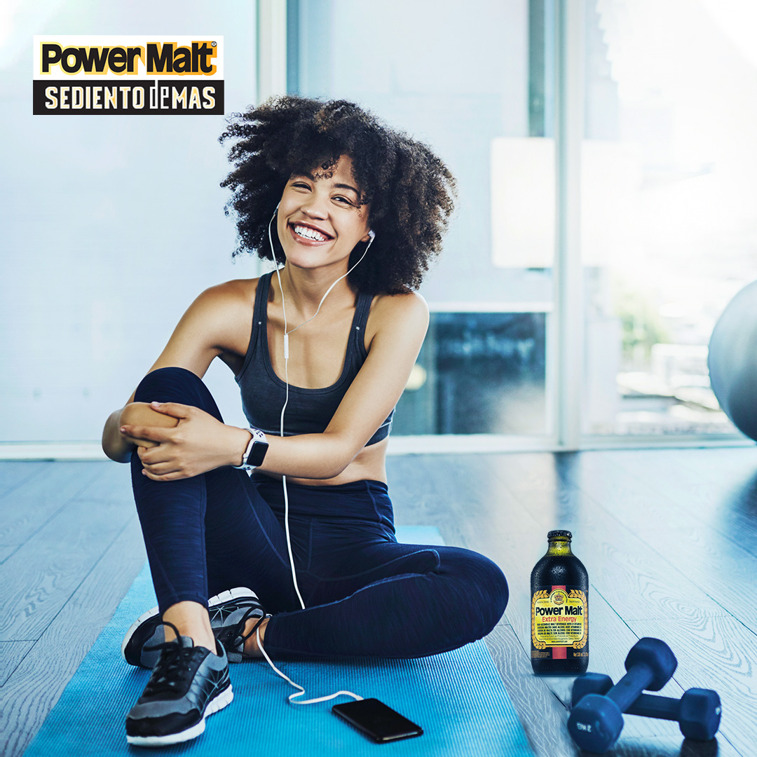 Power Malt frío para rejuvenecerte